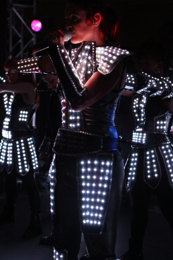 Costumes LED Famous